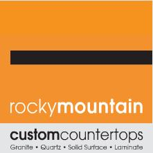 Rocky Mountain Custom Countertops logo